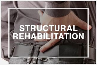 Plainfield IL Structural Rehabilitation Symptom Box