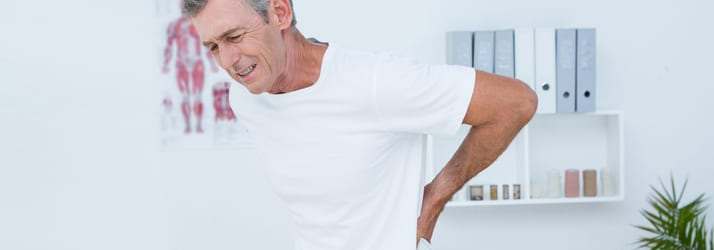 back pain in Plainfield IL