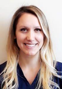 Chiropractic Plainfield IL Sarah Eckmann job title